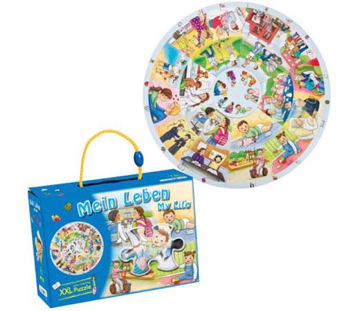 XXL Edukační puzzle