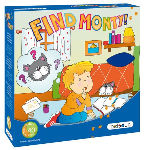 Najdi Montyho!