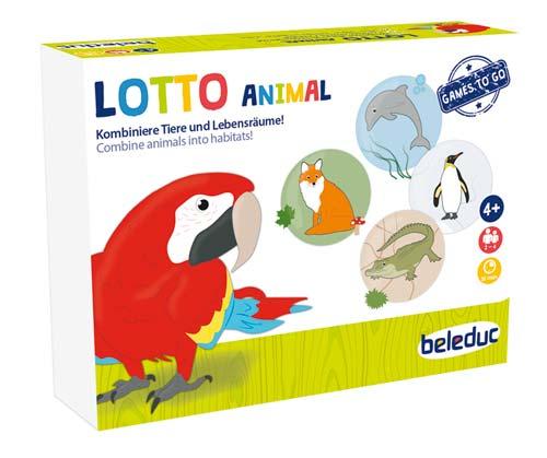 Lotto Zvířátka