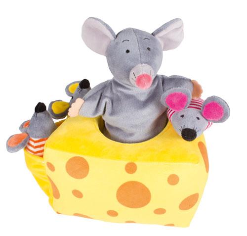 Myška Mila a přátelé