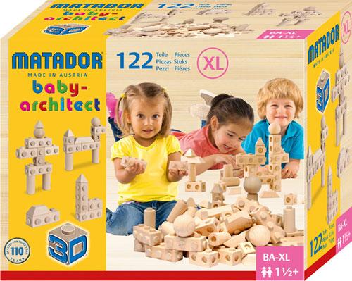 Matador XL Babyarchitekt