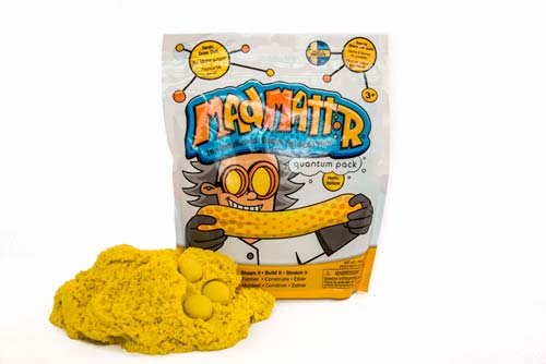 Kreativní hmota - Mad Mattr 283g Hallo Yellow