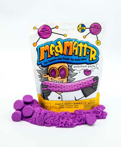 Kreativní hmota - Mad Mattr 283g fialová